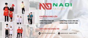 Tại sao nên may đồng phục nhân viên spa tại NADI?